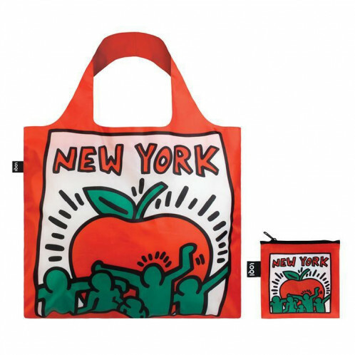 LOQI Tote Museum - Keith Haring New York