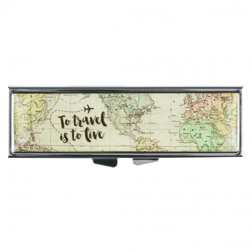 Pill Box - To Travel Is To Live