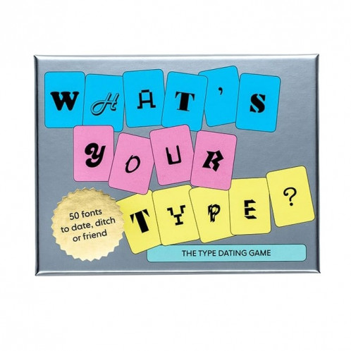 Game - What's Your Type?