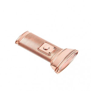 Flat Flashlight - Copper