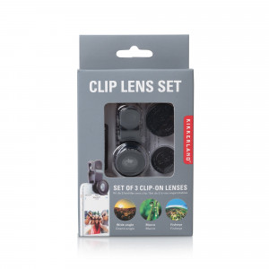 Phone Lens Kit - Set of 3
