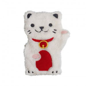 Hot Water Bottle - Huggable Lucky Cat