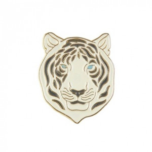 Pin - White Tiger