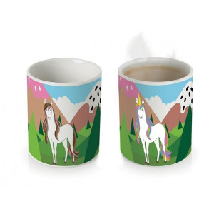 Morph Mug - Unicorn Heat-Sensitive