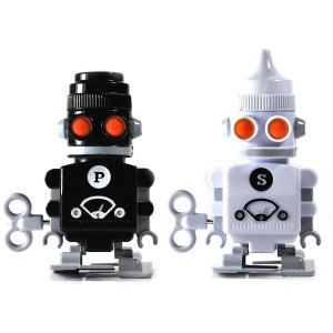 Robots Salt & Pepper