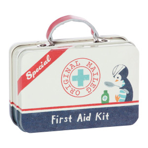 Metal Suitcase - First Aid