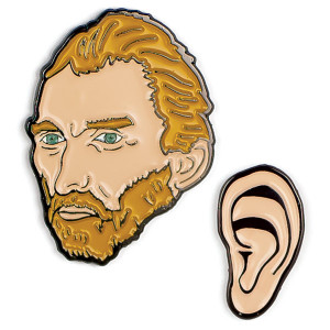 Pins - Van Gogh And Ear