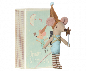 Mouse - Dream & Tooth Fairy Boy In Box