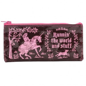 Pencil Case - Runnin' The World