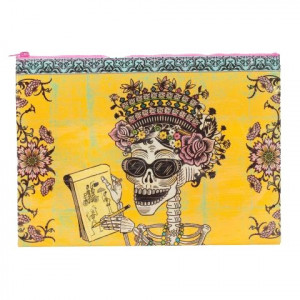 Jumbo Pouch - Day Of The Dead