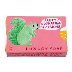 Soap - Pretty Good At Bad Decisions