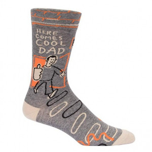 Men Socks - Here Comes Cool Dad