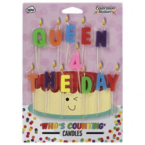 Who's Counting Candles - Queen 4 The Day