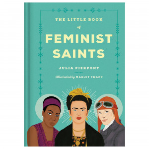 Book - The Little Book of Feminist Saints