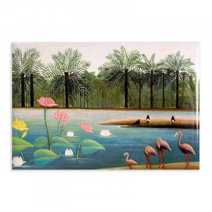 Gallery Magnet - The Flamingos