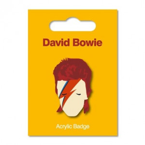 Badge - David Bowie