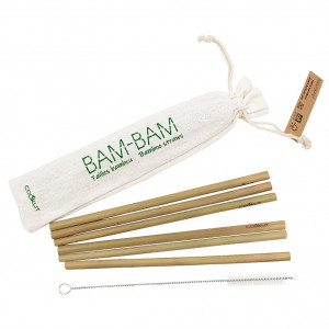 Straw Set - Bamboo