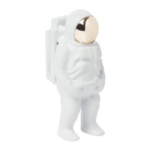 Bottle Opener - Houston Astronaut White