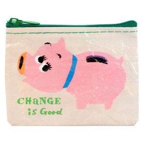 Coin Purse - Change Is Good