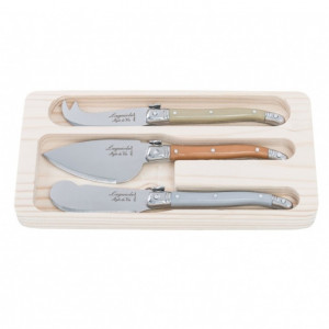 Cheese Knives - Laguiole Treasure aboutnow