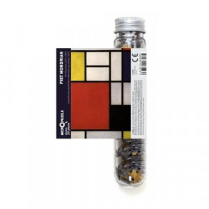 Micro Puzzle - Mondrian's Composition | AboutNow.nl