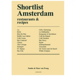 Cookbook - Amsterdam Shortlist