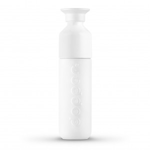 Dopper Insulated Bottle 350ml - Wavy White