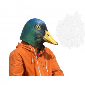 Duck Mask - ABoutNow.nl