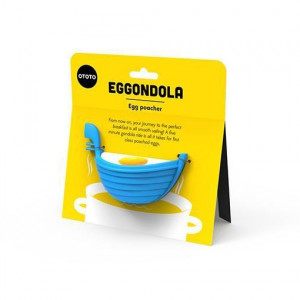 Egg Poacher - Eggondola