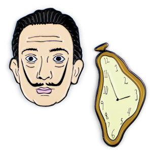 Pins - Dali And Watch
