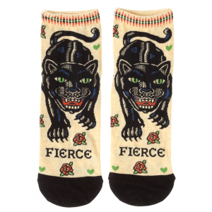 Women Socks Ankle - Fierce