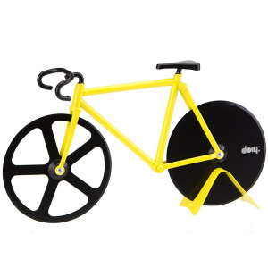 Pizza Cutter Fixie - Bumblebee