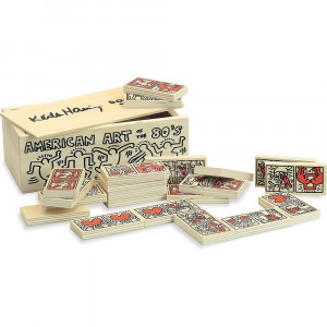 Domino Keith Haring | AboutNow.nl