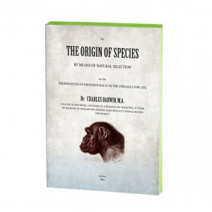 Notebook Libri Muti - The Origin of Species