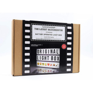 Cinematic Lightbox - Black