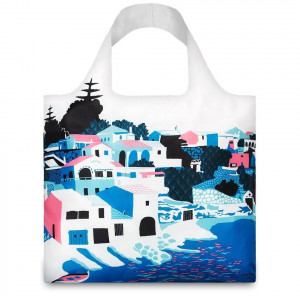 LOQI Tote Artists - Bay