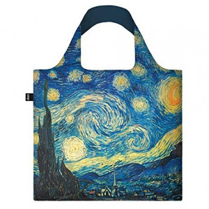 LOQI Tote Museum - Starry Night