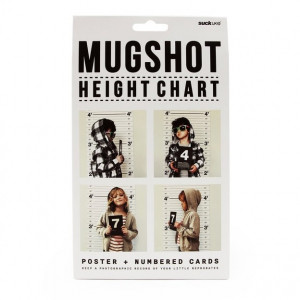 Height Chart - Mugshot