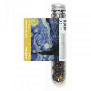 Micro Puzzle - Van Gogh Starry Night