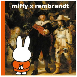 Book - Miffy X Rembrandt
