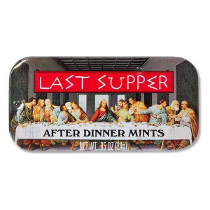 Candy - Last Supper After Dinner Mints