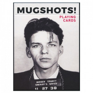 Playing Cards - Mugshots