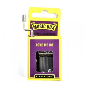 Music Box - Love me Do