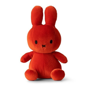 Miffy Velvet - Candy Orange