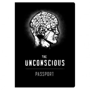 Notebook Passport Unconscious AboutNow.nl