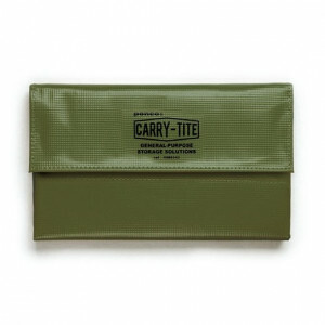 Penco Carry Tite Large - Khaki Green