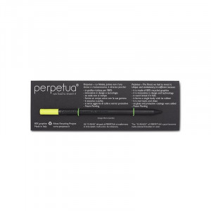 Perpetua Recycled Pencil -Apple Green