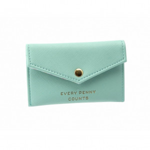 Envelope Purse - Every Penny Counts (Mint)