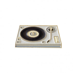 Pin - Record Player