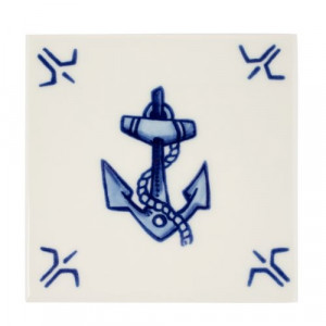 Schiffmacher royal Delft Blue Tattoo| AboutNow.n